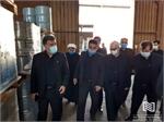 بازدید اعضای هیات مدیره شرکت انبارهای عمومی و خدمات گمرکی ایران از شرکت تهران